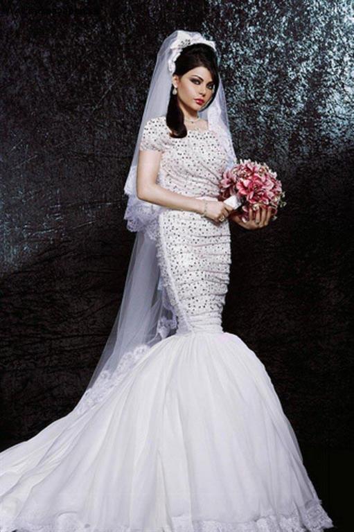 عکس هایی زیبا از مراسم عروسی هیفا وهبی