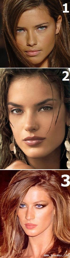 زیباترین مانکن های کشور برزیل در سال 2011 +تصاویر
