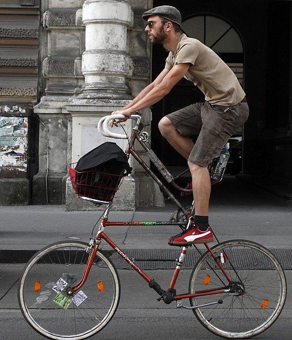 عجیب ترین و جالب ترین دوچرخه جهان