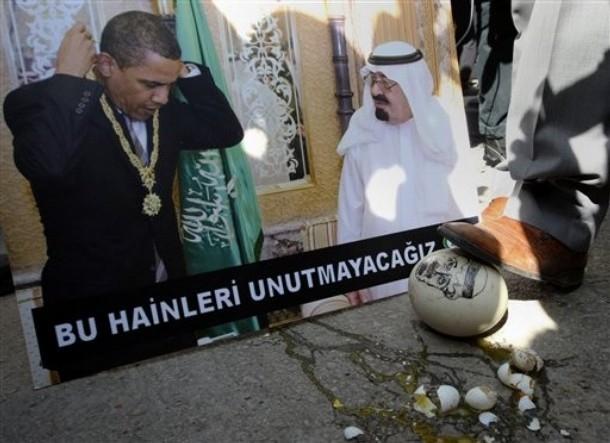 منفورترین رهبر جهان عرب + عکس
