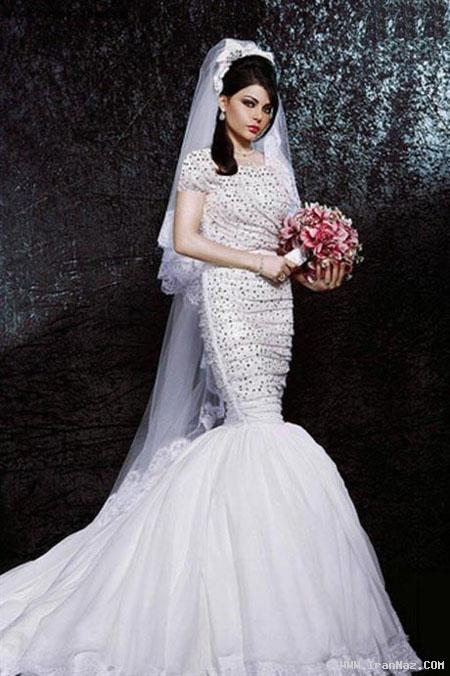 عکسهای زیبا و دیدنی از مراسم عروسی هیفا وهبی
