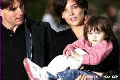 خرج کردن باورنکردنی بازیگر زن برای دخترش! +عکس