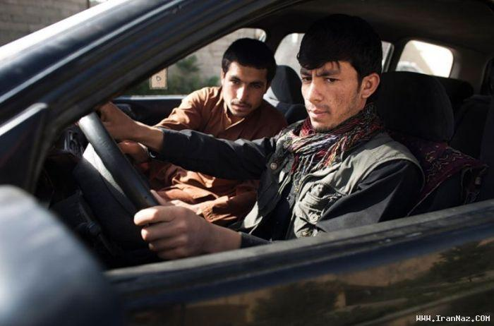 عکس هایی جالب از آموزشگاه رانندگی در افغانستان