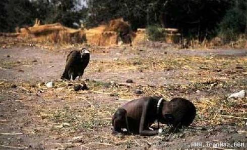 عکسی که باعث خودکشی کردن عکاس خود شد !!!