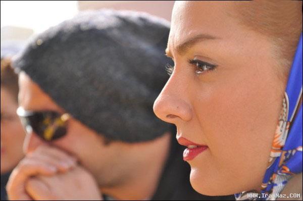 عکس های متفاوت از چهره بازیگر زن تلویزیون و سینما ، www.irannaz.com