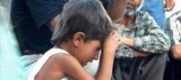 عکس هایی بسیار دردناک از سوء استفاده از کودکان!