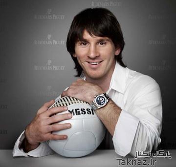 عکس های خوش تیپ ترین ستاره های دنیای فوتبال
