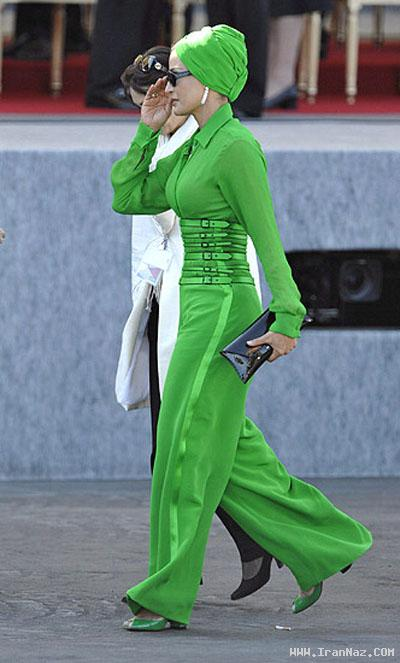 عکسهای دیدنی ملکه زیبای قطر معروف به زلزله زنانه