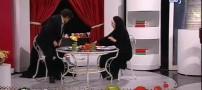 سوتی در برنامه در حال پخش آزاده نامداری!! +عکس
