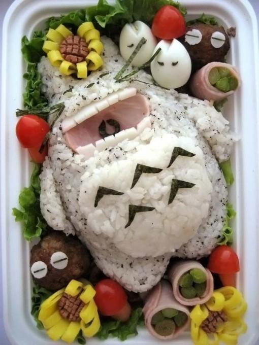 عکس های بسیار جالب غذای مهدکودکی در آلمان
