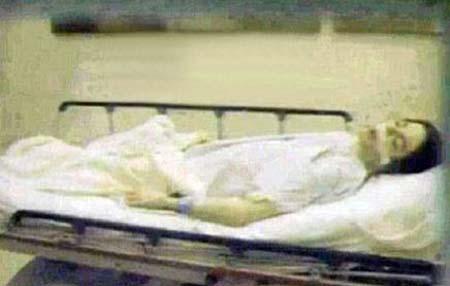 انتشار اولین عکس از جنازه مایکل جکسون پس از مرگ