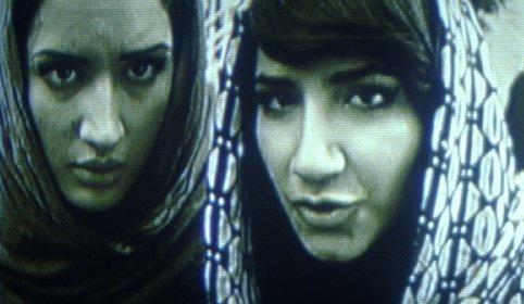 ایفای نقش بازیگر بوشهری در یک فیلم مبتذل +عکس