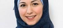 اخراج یک زن از محل کارش فقط به جرم حجاب +عکس