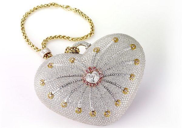 گران ترین کیف پول با 4 میلیارد تومان قیمت!!! +عکس