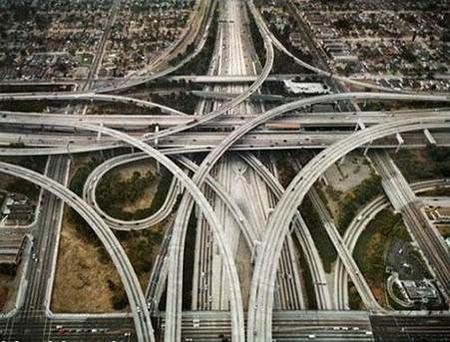 پیچیده ترین و منحصر به فردترین راه های جهان+عکس