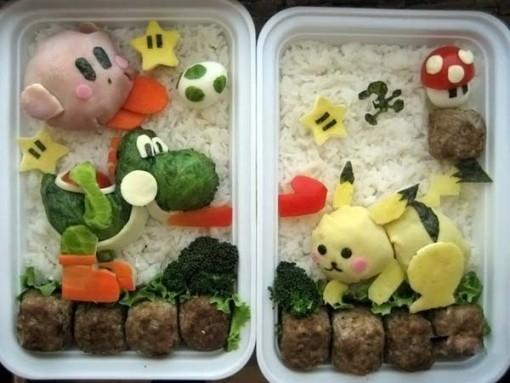 عکس جالب غذا