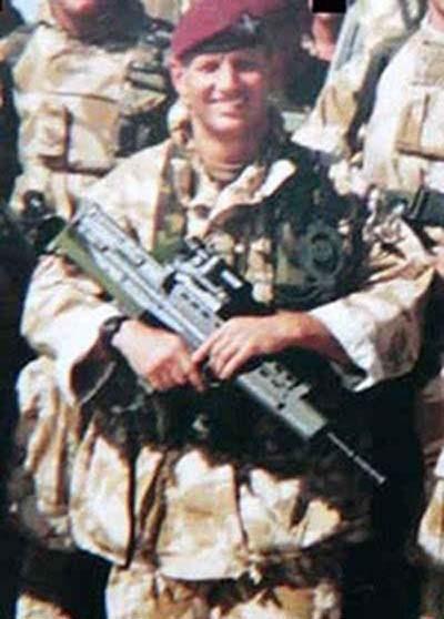 عکسهای دیدنی از تغییر جنسیت یک سرباز انگلیسی
