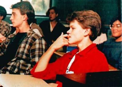 عکس های وقتی که بازیگران هالیوودی 18 ساله بودند