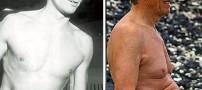 عکس های دیدنی از خوش تیپ ترین مردان دیروز و …!