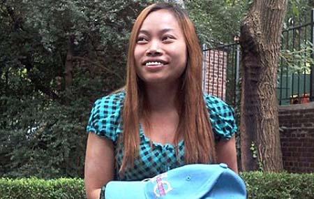 تبلیغ منفور ترین زن چینی برای یافتن شوهر +عکس