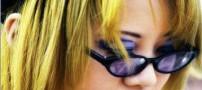 عکس های بسیار وحشتناک و عجیب از آرایش دختران