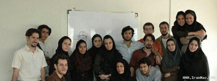 عکس هایی زیبا از دوران دانشجویی الناز شاکردوست ، www.irannaz.com