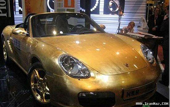 ناپدید شدن ماشین یک میلیارد دلاری صدام!! +عکس