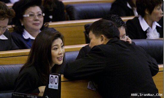 زیبا ترین زن و نخست وزیر تایلند قبلا مرد بوده! +تصاویر