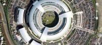 سری ترین و مهم ترین مرکز جاسوسی در انگلیس