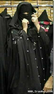 وقتی بازیگر مشهور آمریکا حجاب به سر میکند+تصاویر