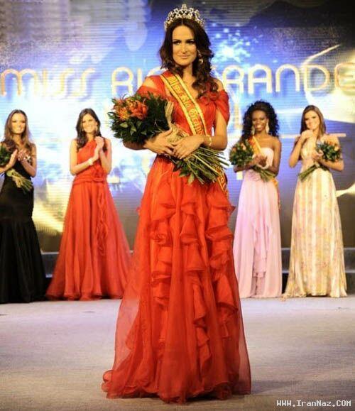 عکس های زیبا از دختر شایسته برزیل در سال 2011