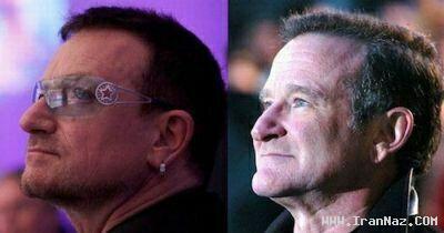 عکسهای شبیه ترین افراد به بازیگران مشهور هالیوود
