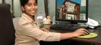 دختری 14 ساله جوان ترین مدیر عامل جهان +عکس