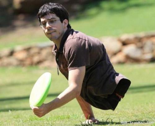 عکس های انسانی با نصف بدن ولی سرشار از انرژی ، www.irannaz.com