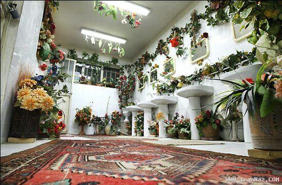 عکس های جالب از متفاوت ترین توالت جهان در ایران! ، www.irannaz.com