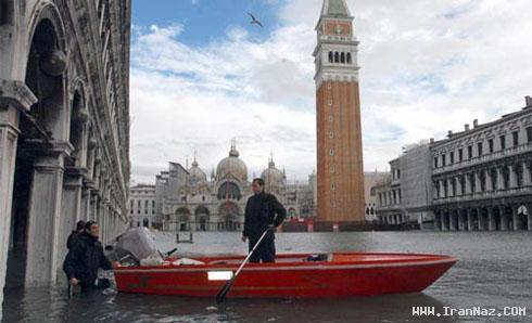 عکس هایی بسیار زیبا و رویایی از ونیز ، شهر عشاق