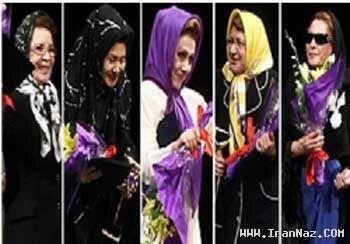تقدیر وزارت ارشاد از زنان خواننده قبل انقلاب!! +عکس