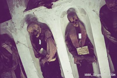 کشف بزرگترین دخمه مردگان با 8000 مومیایی+تصاویر