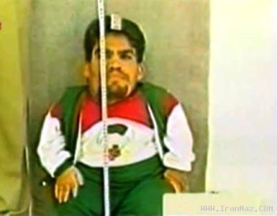 کوتاه قد ترین مرد دنیا فقط با 64 سانتیمتر قد +عکس