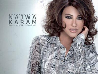 نجوی کرم محبوب ترین خواننده زن عربی شد +عکس