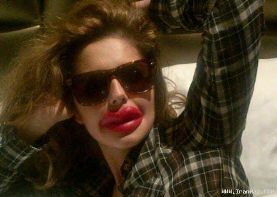 اقدام جالب مانکن انگلیس برای تمسخر جراحی زیبایی
