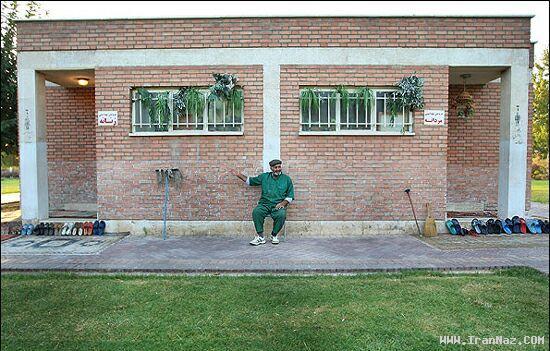 عکس های جالب از متفاوت ترین توالت جهان در ایران!