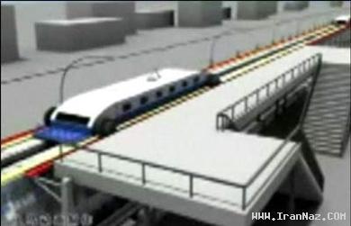 قطار چینی و پر سرعتی که هرگز توقف نمی کند اما...