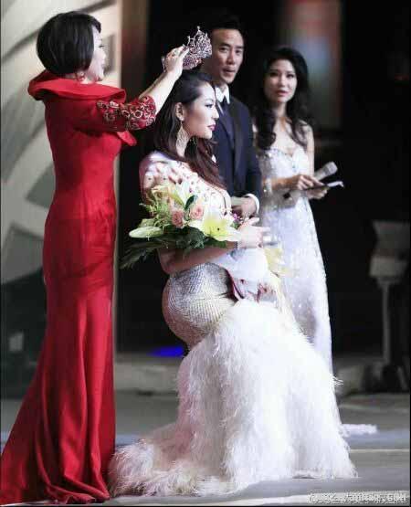 عکس های مراسم انتخاب شایسته ترین دختر چینی
