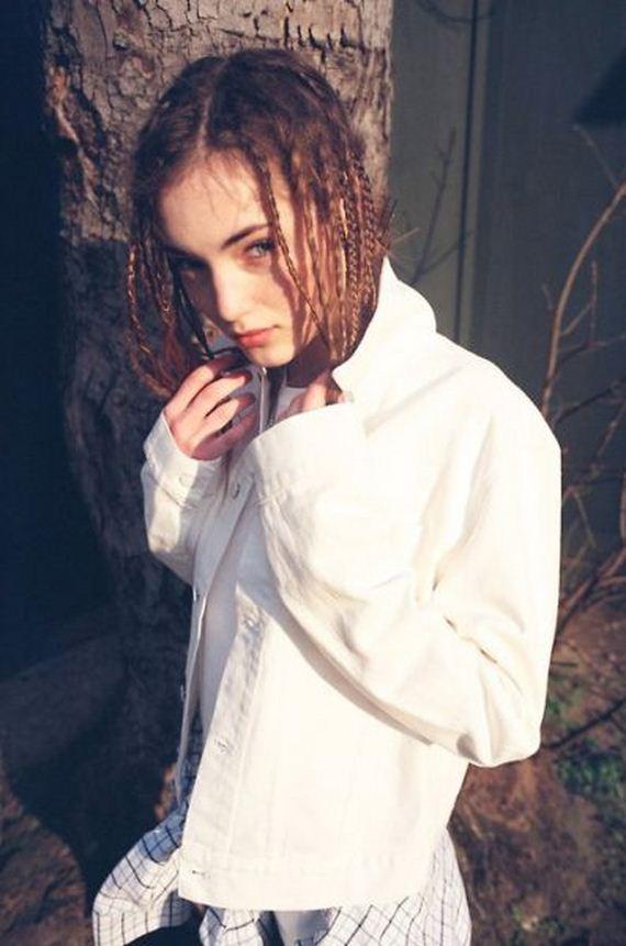 عکس هایی از مدل موهای فشن دخترانه
