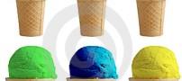 عکس های جالب ترین بستنی های جهان