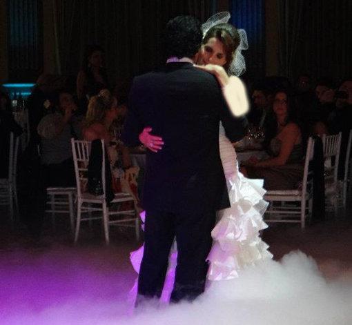 عکس های زیبا از مراسم عروسی اندی و شینی