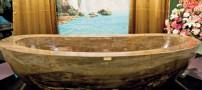 بی نظیرترین و گرانترین وان حمام در دبی+ عکس