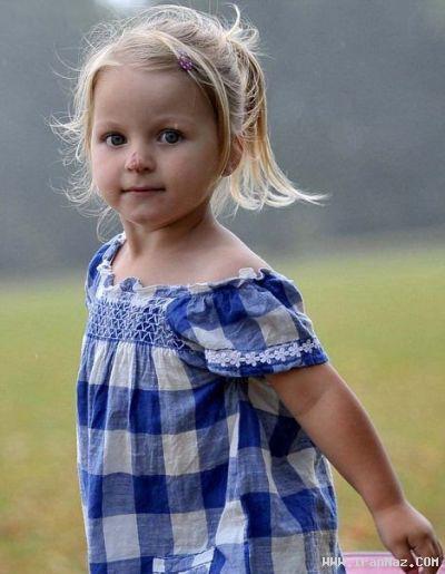 عجیب ترین دختر با چهره ای شبیه به دلقکها! +عکس