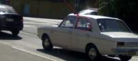 رانندگی با ماشین پیکان در سیدنی استرالیا!! +عکس